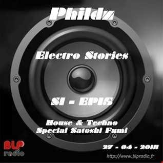 Electro Stories S1 EP15 20180427 (Satoshi Fumi)