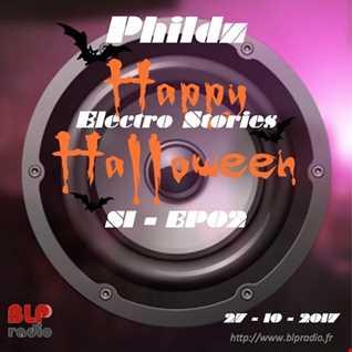 Electro Stories S1 EP02 20171027 (Tech House)