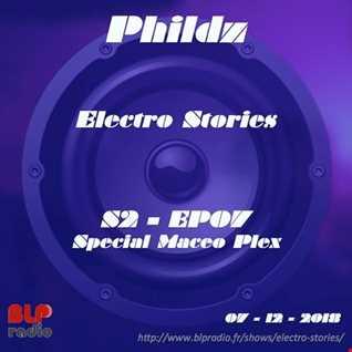 Phildz   Electro Stories S2 EP07 20181207 (Maceo Plex) (Mix)