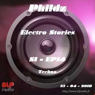 Electro Stories S1 EP14 20180413 (Techno)