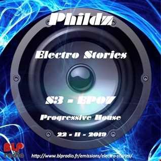 Electro Stories S3 EP07 20191122 (Progressive House)