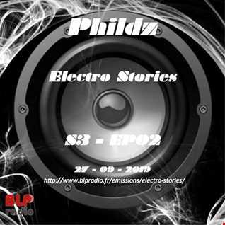 Electro Stories S3 EP02 20190927 (Techno)