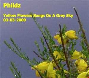 Phildz   Yellow flower songs on a grey sky (Ambient Mix 03.03.2009)