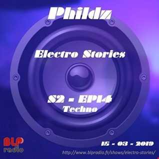 Electro Stories S2 EP14 20190315 (Techno)