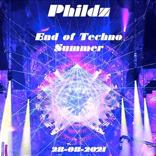 Phildz   End of Techno Summer (28 08 2021)