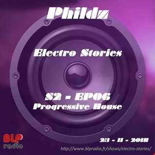 Electro Stories S2 EP06 20181123 (Progressive House)