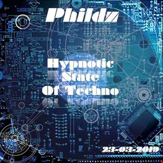 Hypnotic State Of Techno (23 03 2019) Part1