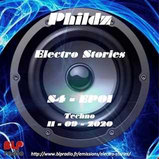 Electro Stories S4 EP01 20200911 (Techno)