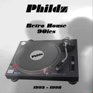 Phildz   Retro House 90ies (1992 1998)