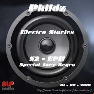 Electro Stories S2 EP11 20190201 (Joey Negro)