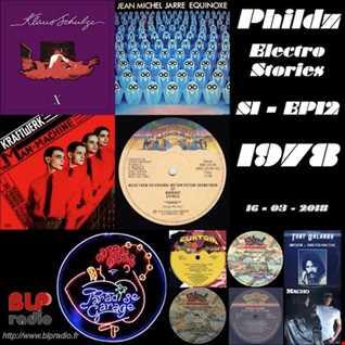 Electro Stories S1 EP12 20180316 (1978) Mix2 (Paradise Garage)