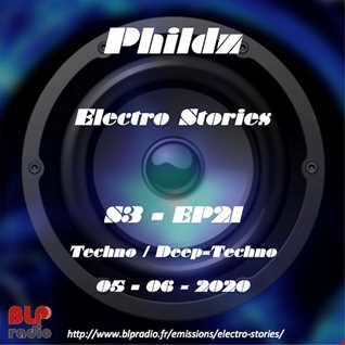 Electro Stories S3 EP21 20200605 (Deep Techno)