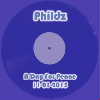Phildz   A Day For Peace 2015 01 11