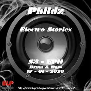 Electro Stories S3 EP11 20200117 (Drum&Bass)