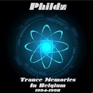 Phildz   Trance Memories In Belgium 1994 1998