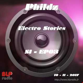 Electro Stories S1 EP03 20171110 (Drum&Bass)