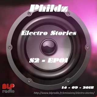 Electro Stories S2 EP01 20180914 (Afro House & House)