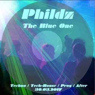 Phildz   The Blue One 30 03 2017 Part1