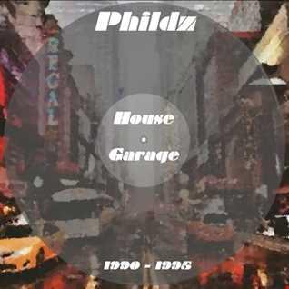 Phildz   Retro Garage & House 1990 95