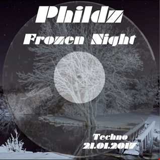 Frozen Night (Techno) 2017 01 21   Part 1
