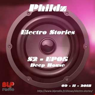 Electro Stories S2 EP05 20181109 (Deep House)