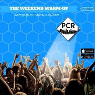 Peoples City Radio - The Weekend Warm Up - 18 November 2016