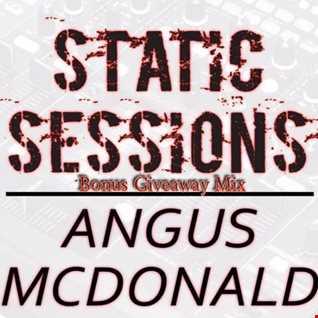 Static Sessions 3 Bonus Giveaway Mix