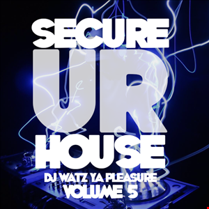 DJ  Watz Ya Pleasure? Secure Ur House - 2013 Vol 5.