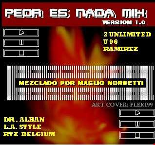 IPEOR ES NADA MIX by MAGLIO NORDETTI