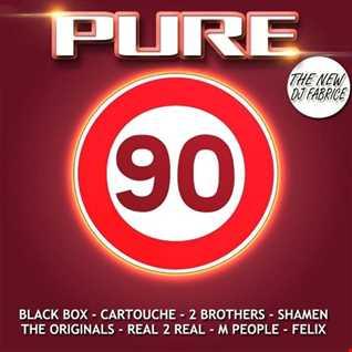 PURE 90  BY DJ Fabrice