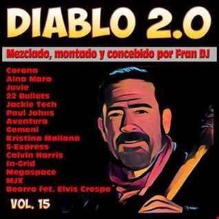 DIABLO 2,0 vol 15 mezclado por DJ FRAN