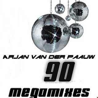 90s megamix by Arjan van der Paauw