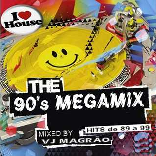 the 90s megamix by dj magrao