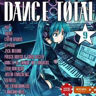 Dance Total 9   Megamix By Beto BPM
