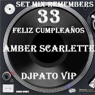 SET MIX REMEMBERS 80s (33) DJPATO VIP