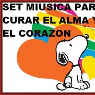 SET   MUSICA PARA CURAR EL ALMA Y EL CORAZON  VOL. 1