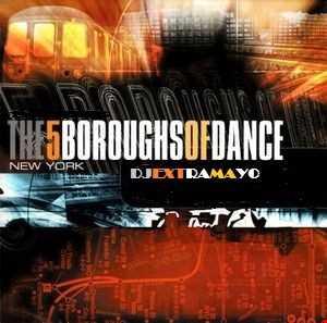 THE 5 BOROUGHS OF DANCE NEWYORK