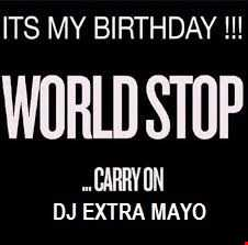 DJ EXTRA MAYO BDAY SEPTEMBER 12,  2017 MASTER MIX