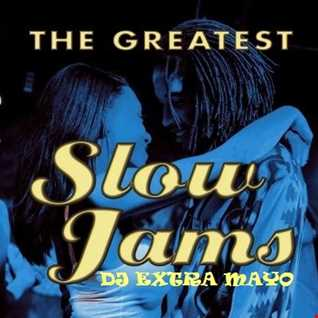 THE GREATEST SLOW JAMS
