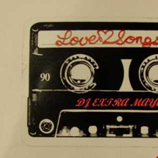 LOVE SONGS MIXTAPE