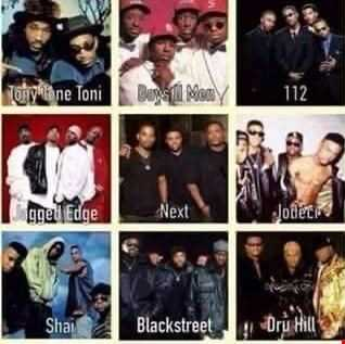 90's Male R&B Kings! Just the Love Songs