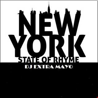 NEW YORK STATE OF RHYME