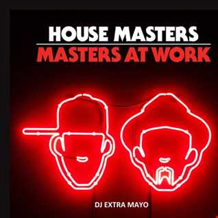 HOUSE MASTERS MASTERS AT WORK VOL 1