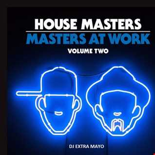 HOUSE MASTERS MASTERS AT WORK VOL 2