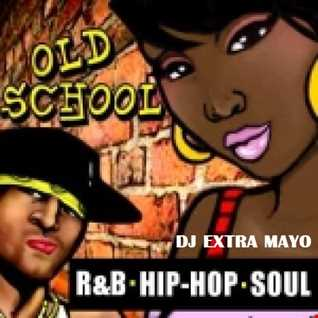 OLD SCHOOL HIP HOP N R&B MIX