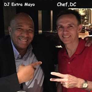 TRIBUTE TO MY BROTHER DJ CHEFDC