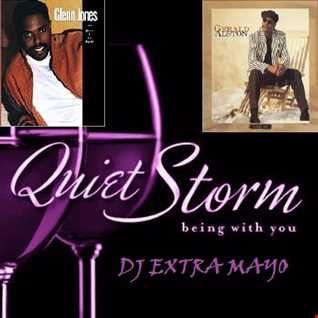 GLENN JONES AND GERALD ALSTON QUIET STORM BEING WITH YOU