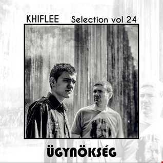 Khiflee - Selection vol 24 - Ügynökség