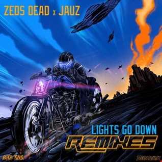 Khiflee - Zeds Dead x Jauz - Lights Go Down (Megamix)