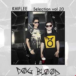 Khiflee - Selection vol 20 - Dog Blood